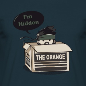 Khaki green I'm Hidden T-Shirts - Men's T-Shirt