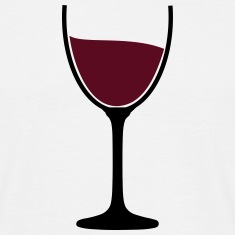 Wineglass 2c T-Shirts