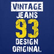 Motif ~ Sac vintage jeans design original