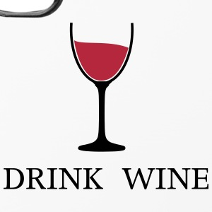 Drink Wine wine glass drinking wine 2c Other - iPhone 4/4s Hard Case