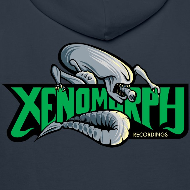 Xenomorph Recordings Hoodie