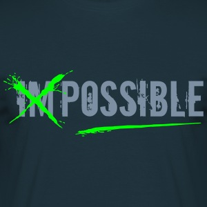 Im - possible T-Shirts - Männer T-Shirt