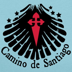 Camino de Santiago Women's Scoop Neck T-shirt - Women's Scoop Neck T-Shirt