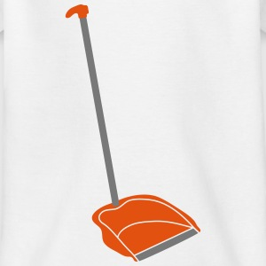 dustpan with handle_s1 Shirts - Kids' T-Shirt