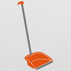 dustpan with handle_s1 Bags  - Tote Bag