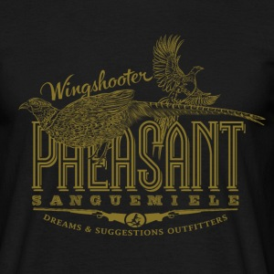 pheasant_wingshooter_gold T-Shirts - Men's T-Shirt