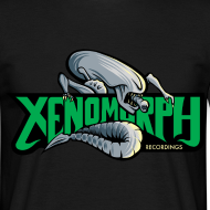 Design ~ Xenomorph Recordings T Shirt