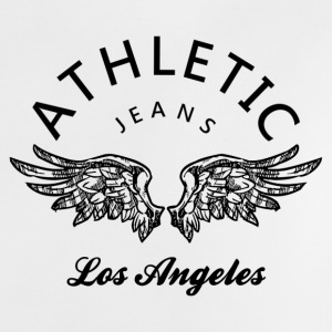 Athletic jeans los angeles Camisetas - Camiseta bebé