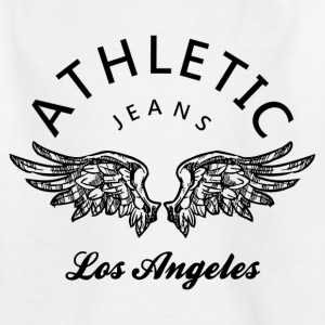 Athletic jeans los angeles Tee shirts - T-shirt Ado