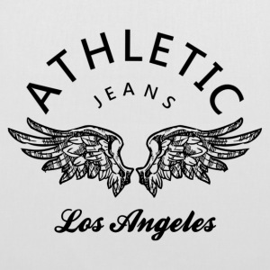 Athletic jeans los angeles Väskor - Tygväska