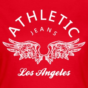 Athletic jeans los angeles Tee shirts - T-shirt Femme