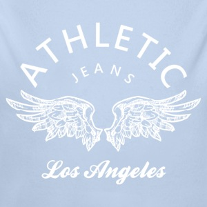 Athletic jeans los angeles Gensere - Økologisk langermet baby-body
