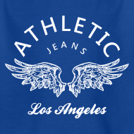 Motif ~ T shirt ado athletic jeans los angeles