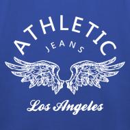 Motif ~ Pull à capuche enfant athletic jeans los angeles