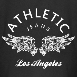 Athletic jeans los angeles Sweaters - Kinderen Premium jas met capuchon