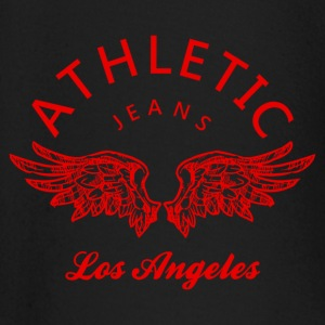 Athletic jeans los angeles Barn & babyer - Langarmet baby-T-skjorte