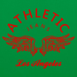 Athletic jeans los angeles Tassen - Tas van stof