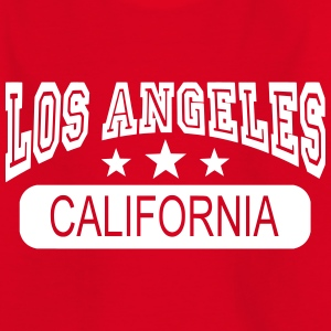 los angeles california Tee shirts - T-shirt Enfant