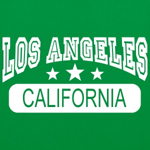 los angeles california Väskor - Tygväska