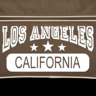 Motif ~ Sac rétro los angeles california