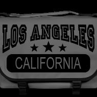 Motif ~ Sac à bandoulière los angeles california