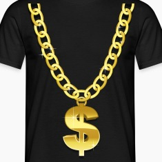 Gold Chain T-Shirts
