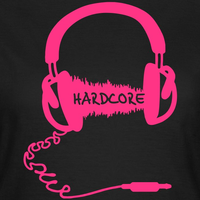 T-Shirt Femme Cecel Hardcore