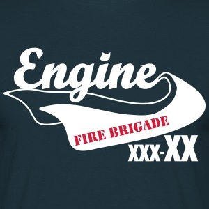 Your Fire Engine - Männer T-Shirt