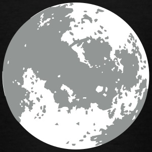 Mond/ Moon (2c) Shirts - Kids' T-Shirt