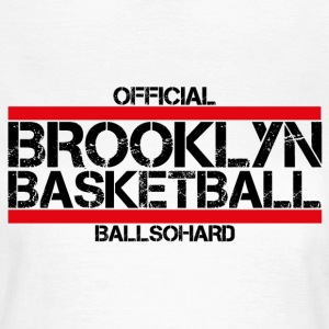 Brooklyn Basketball (1b) T-Shirts - Frauen T-Shirt