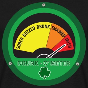 drunk-o-meter Tee shirts - T-shirt Homme