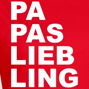 Papas Liebling T-Shirts - Frauen T-Shirt