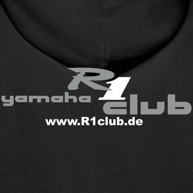R1club-Kapuzenpullover 2 mit persönlichem Namen