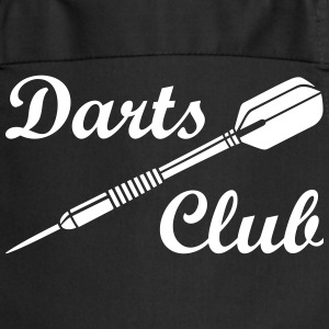 Darts club de Dardos * Vuelos Dart Sports Game   Delantales - Delantal de cocina