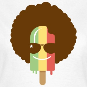 Reggae Ice Cream T-Shirt T-Shirts - Frauen T-Shirt