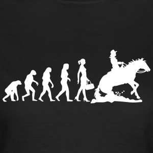 Evolution Ladies Western Riding T-Shirts - Women's T-Shirt