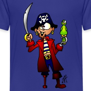 Pirate Shirts - Teenage Premium T-Shirt