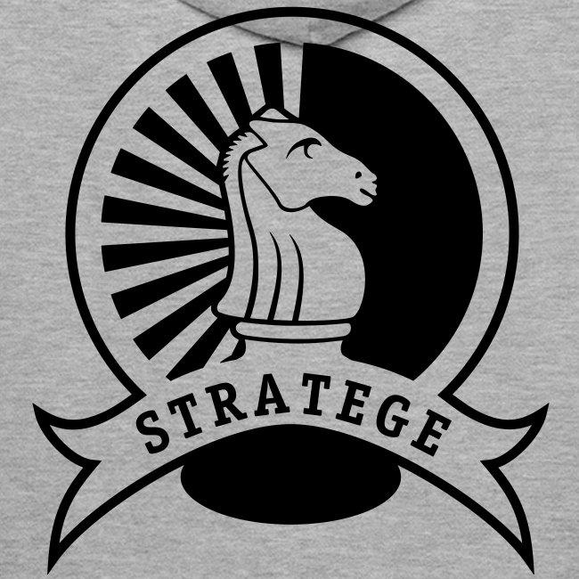 Pullover Stratege grau