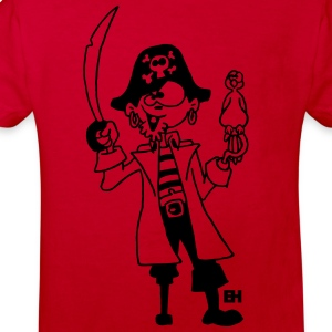 Pirate Shirts - Kids' Organic T-shirt