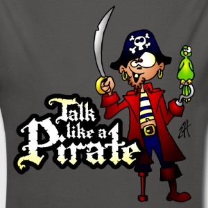 Talk like a Pirate Pullover & Hoodies - Baby Bio-Langarm-Body