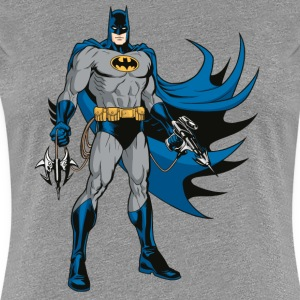 Batman Pose with Gear T-shirt dam - Premium-T-shirt dam