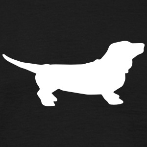 sausage dog T-Shirts - Men's T-Shirt