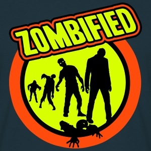 zombified T-Shirts - Men's T-Shirt