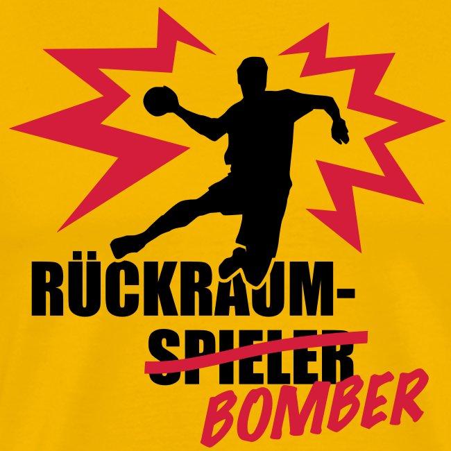 Rückraumbomber