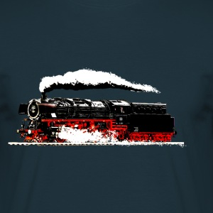 LOCOMOTIVE VAPEUR DB ALLEMAGNE Tee shirts - T-shirt Homme