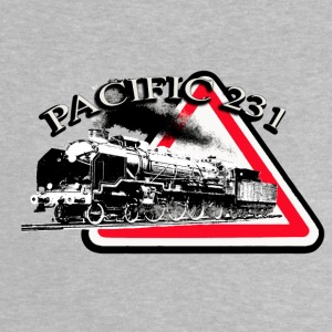 LOCOMOTIVE PACIFIC 231 DANGER Tee shirts - T-shirt Bébé