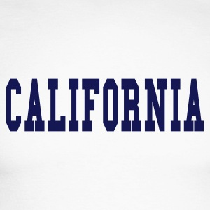 california - T-shirt baseball manches longues Homme