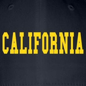 california - Casquette Flexfit