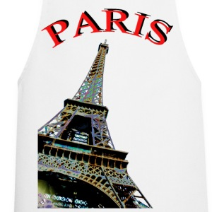 Tabliers paris spreadshirt for Tablier de cuisine paris