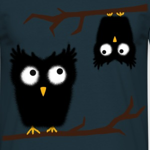 crazy owl T-Shirts - Men's T-Shirt